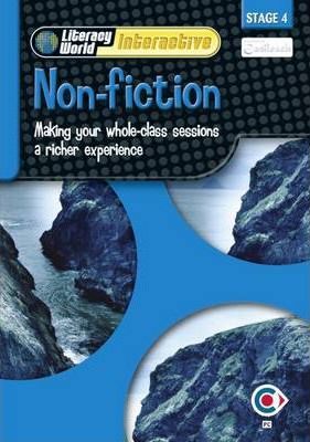 Literacy World Interactive Stage 4 Non-Fiction: Software Single User Pack Scotland/NI: Stage 4