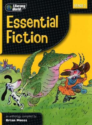 Literacy World Stage 1 Fiction: Essential Anthology (6 Pack)