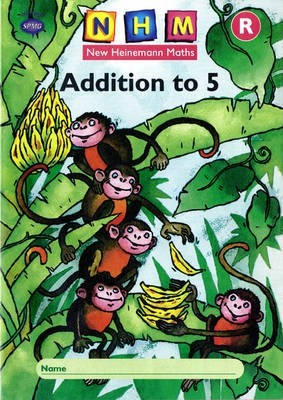 New Heinemann Maths Reception, Addition to 5 Activity Book (single)