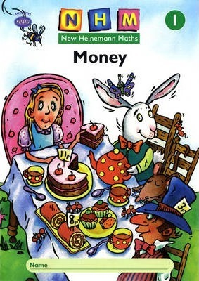 New Heinemann Maths Year 1, Money Activity Book (single)