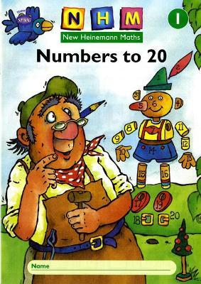 New Heinemann Maths Yr1, Number to 20 Activity Book (8 Pack)