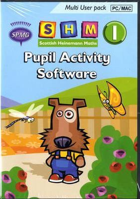 Scottish Heinemann Maths 1 Pupil Activity Software Multi User