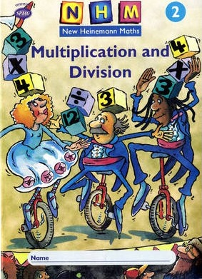 New Heinemann Maths Year 2, Multiplication Activity Book (single)