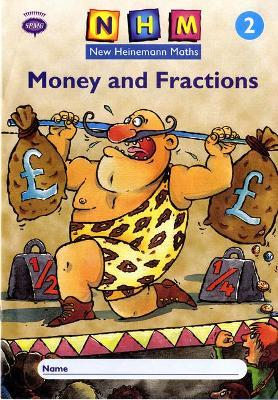 New Heinemann Maths Yr2, Money and Fractions Activity Book (8 Pack)