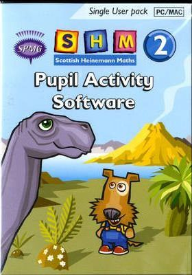 Scottish Heinemann Maths 2 Pupil Activity Software Single User