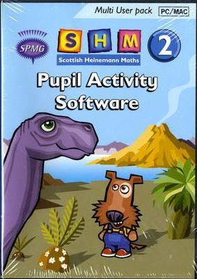 Scottish Heinemann Maths 2 Pupil Activity Software Multi User