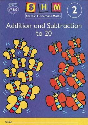 Scottish Heinemann Maths 2: Addition and Subtraction to 20 Activity Book 8 Pack