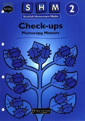 Scottish Heinemann Maths 2: Check-up Workbook PCMs