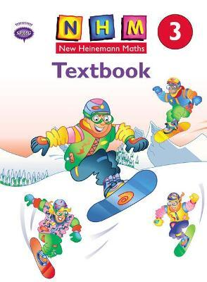 New Heinemann Maths Yr3, Textbook Easy Buy Pack