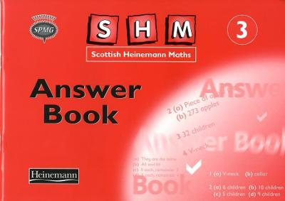 Scottish Heinemann Maths 3, Answer Book