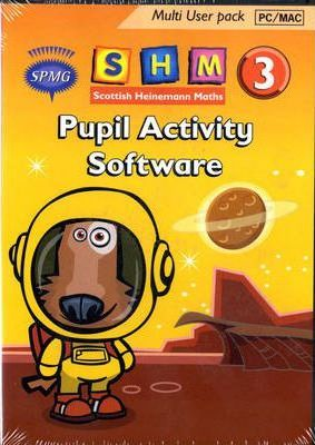 Scottish Heinemann Maths 3 Pupil Activity Software Multi User