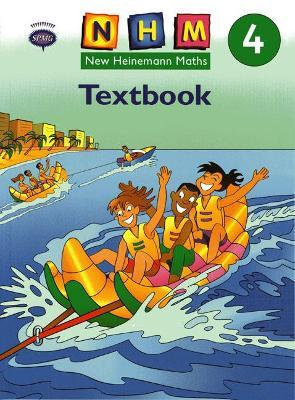 New Heinemann Maths Yr4, Easy Buy Textbook Pack