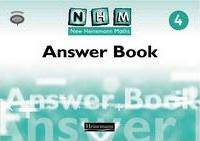 New Heinemann Maths Yr4, Answer Book