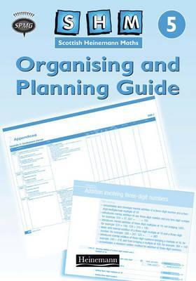 Scottish Heinemann Maths 5: Organising And Planning Guide