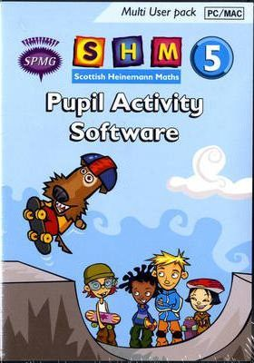 Scottish Heinemann Maths 5 Pupil Activity Software Multi User