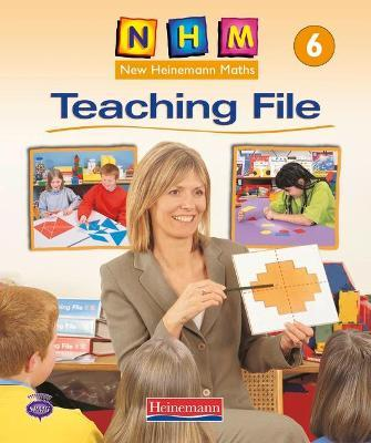 New Heinemann Maths Year 6: Teaching File