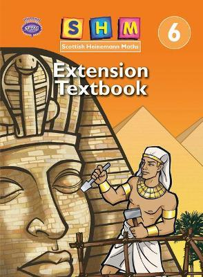 Scottish Heinemann Maths 6: Extension Textbook Single