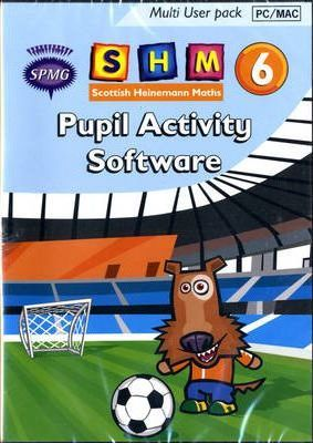 Scottish Heinemann Maths 6 Pupil Activity Software 6 Multi User