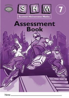 Scottish Heinemann Maths 7: Assessment Book (8 pack)