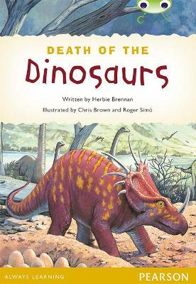 Bug Club Pro Guided Y4 Non-fiction The Death of the Dinosaurs
