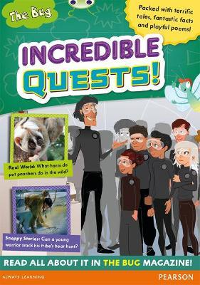 Bug Club Pro Guided Year 5 Incredible Quests