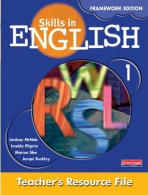 Skills in English Framework Edition Teachers Resource File 1