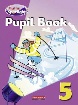 Maths Spotlight Year 5 Pupil Book 8PK