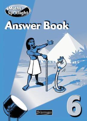 Maths Spotlight Yr6/P7: Answer Book 08/03