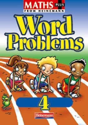 Maths Plus: Word Problems 4 - Pupil Book (8 Pack)