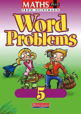 Maths Plus Word Problems 5: Pupil Book (8 pack)