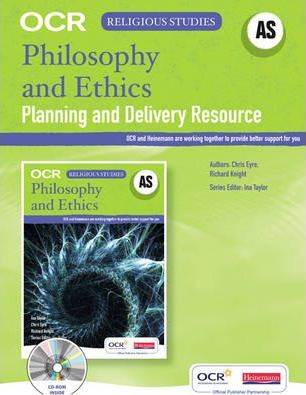 AS Philosophy and Ethics for OCR Teacher Resource Pack