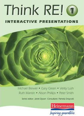 Think RE: Interactive Presentations CDROM 1