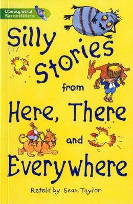 Literacy World Satellites Fict Stg 2 Guided Reading Cards Silly Stories Frwrk 6pk