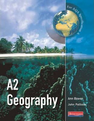 A A2 Geography For AQA Specification