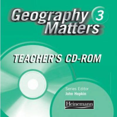 Geography Matters 3 Teacher's Resource Pack CD-ROM