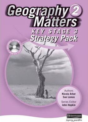Geography Matters 2 Key Stage 3 Strategy Pack and CD-ROM