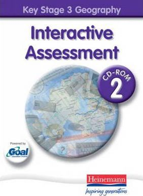 Key Stage 3 Geography Interactive Assessment CD-ROM 2