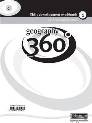 Geography 360 1 Core Skills Development Workbook Single