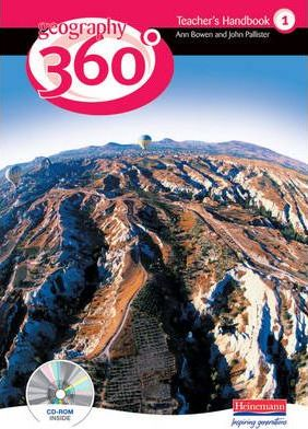 Geography 360 Degrees Teacher's Handbook and CD-ROM 1