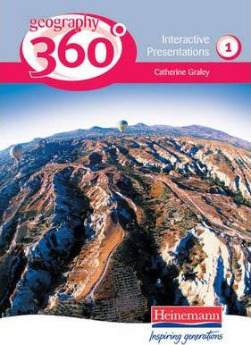 Geography 360 Interactive Presentations CDROM 1