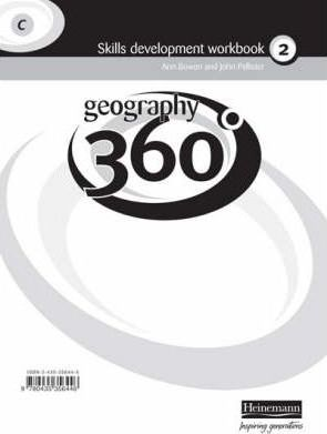 Geography 360 Degrees Core Skills Development Workbook 2 (8-pack)