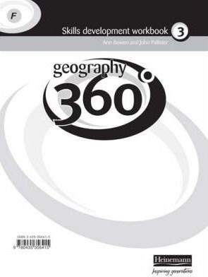 Geography 360 Degrees Foundation Skills Development Workbook 3 (8-pack)