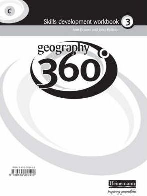 Geography 360 Degrees Core Skills Development Workbook 3 (8-pack)