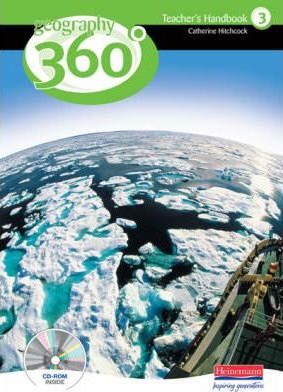 Geography 360 Degrees Teacher's Handbook and CD-ROM 3
