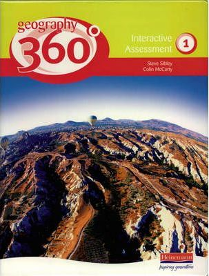 Geography 360 Interactive Assessment CD-ROM 1 (Large School Price)