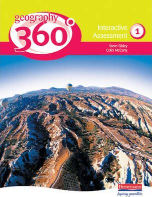 Geography 360 Degrees Interactive Assessment Booklet 1