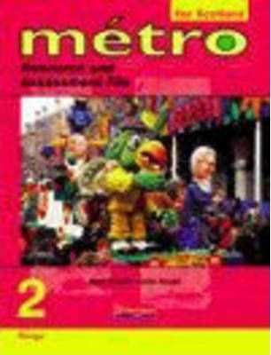 Metro 2 Rouge Resource and Assessment File (Scotland)