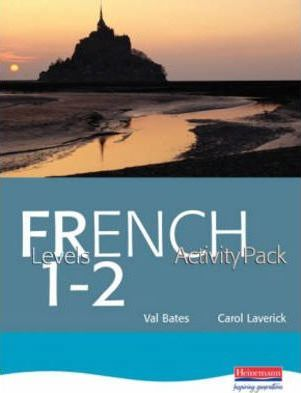 French Levels 1-2 Activity Pack