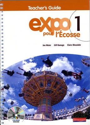 Expo pour l'Ecosse 1 Teacher's Guide & CD-ROM