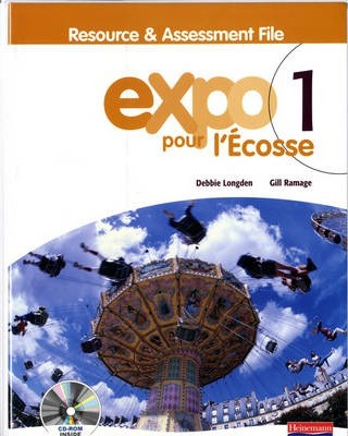 Expo pour L'Ecosse 1 Resource & Assessment File (with CD-ROM & Audio CD)